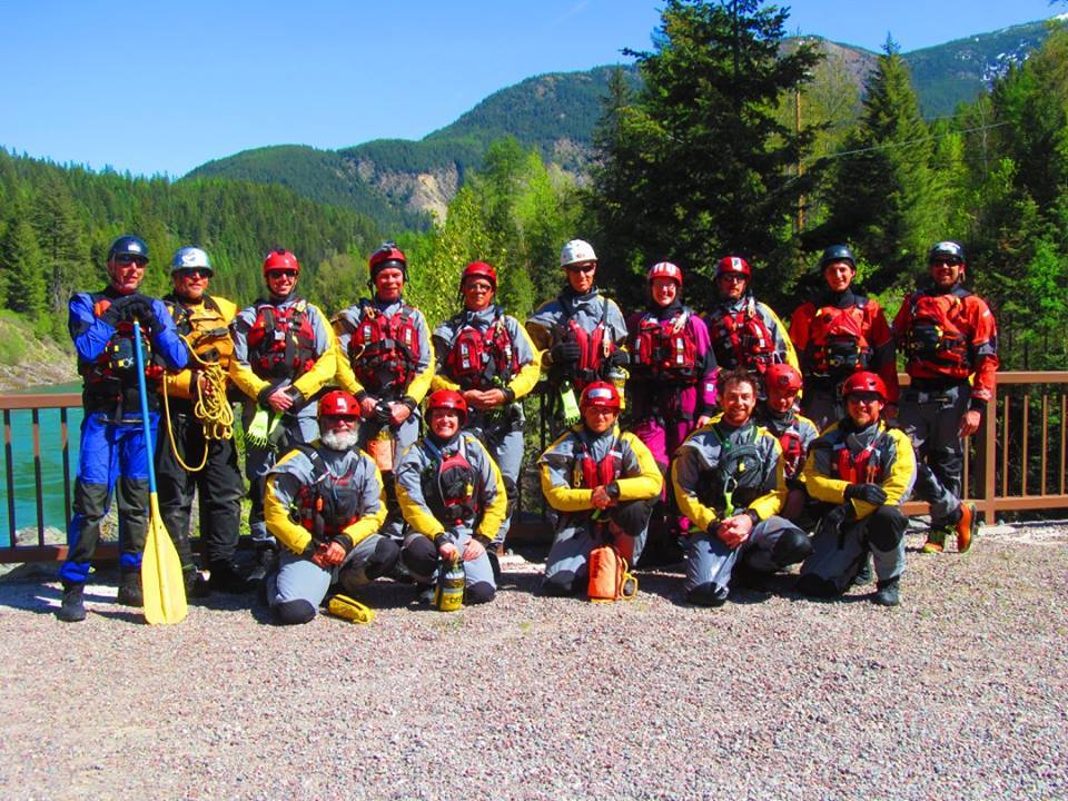 Brad Treat worked with Flathead County Search and Rescue/Facebook