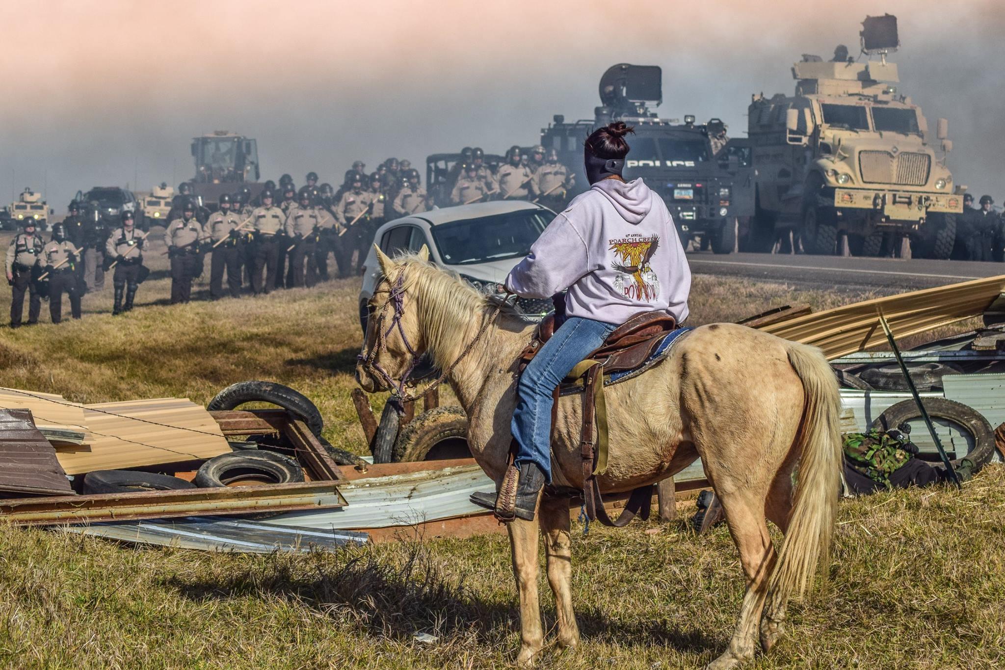 Redhawk/Standing Rock Rising
