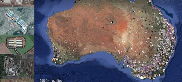 Interactive Map Of Australia.Meatless Monday Interactive Map Of Slaughterhouses In Australia